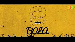 Bala Spoof | Motion Poster | Shudh Desi Endings