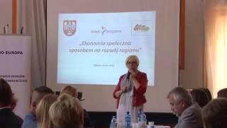 Ekonomia społeczna sposobem na rozwój regionu