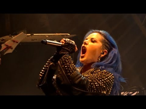 Arch Enemy - Live @ ГЛАВCLUB Green Concert, Moscow 15.07.2019 (Full Show)