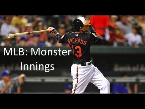 MLB: Monster Innings