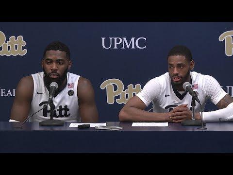 Men's Basketball | Jonathan Milligan And Jared Wilson-Frame Postgame | UC Santa Barbara