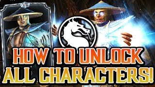 Video How To Find Codes & Unlock ALL Cards! | Mortal Kombat X New Update 1.16.0 MKX Mobile iOS & Android download MP3, 3GP, MP4, WEBM, AVI, FLV Juli 2018