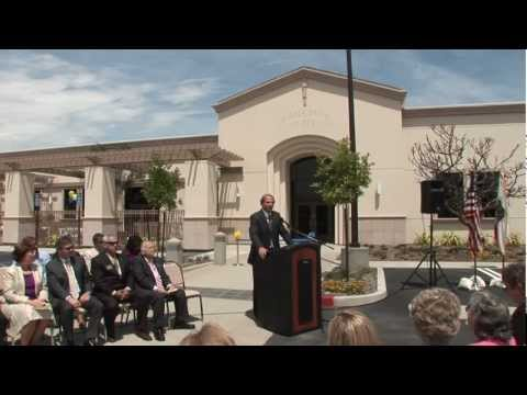 New Community Center Ribbon Cutting Ceremony in Buena Park