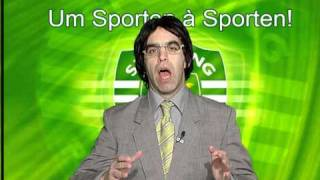 Candidatura de Castro e Mello à Presidencia do Sporting