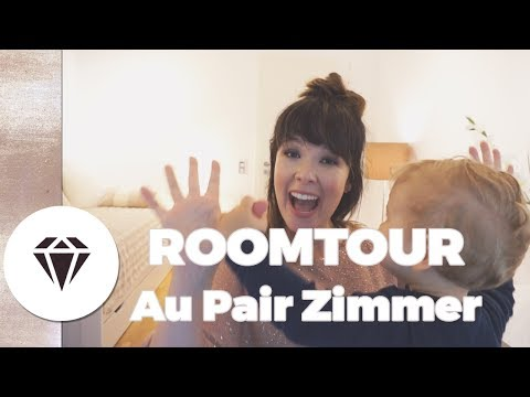 ROOM TOUR AU PAIR ROOMS I All about the child by Nela Lee