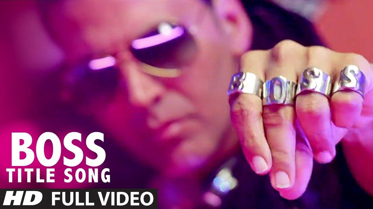 Boss movie HD part - 1