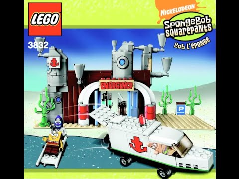 Lego Krusty Krab Instructions 82224 Timehd
