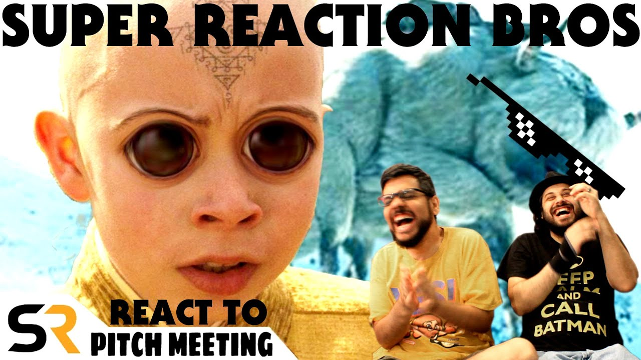Download SRB Reacts to The Last Airbender   Pitch Meeting