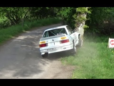 rallye ajolais 2018 crash and show youtube. Black Bedroom Furniture Sets. Home Design Ideas