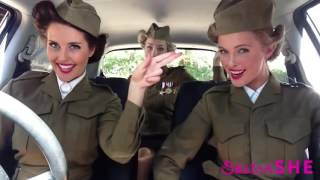 3 девушки взорвали интернет!!!