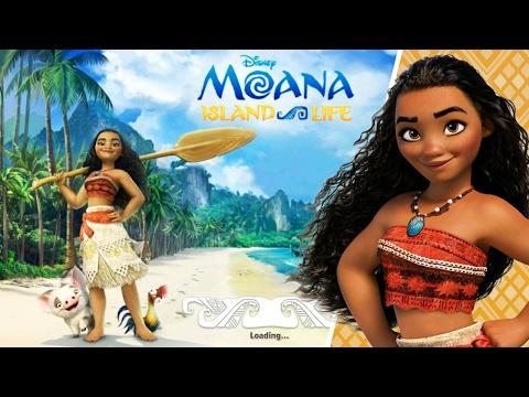 Disney Moana: Island Life - for KIDS