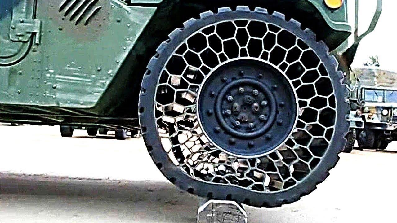 Dahice Tasarlanmış Tekerlekler Ve Tekerlek Buluşları