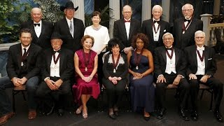 87th Annual Oklahoma Hall of Fame Induction Ceremony (November 13, 2014)