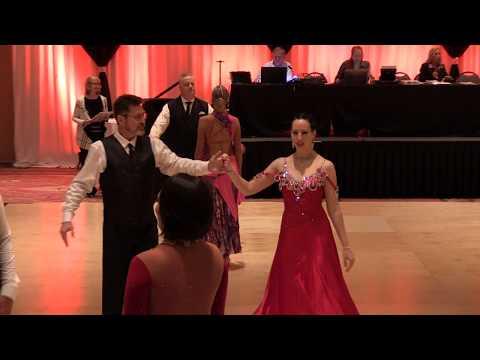 ALBUQUERQUE DANCESPORT JAM 2017 TANGO CLOSED