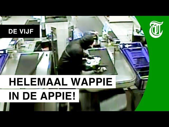 Betrapt: idioten in de supermarkt - DE VIJF