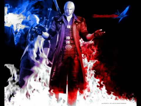Devil May Cry 4: Shall Never Surrender (Intro Version)