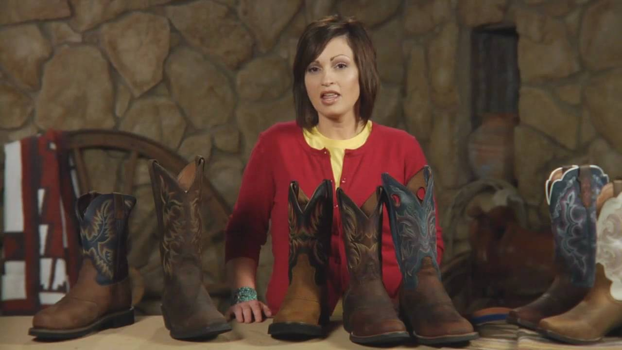 d0db80d57dc Justin Boots - Stampede Collection from Sheplers