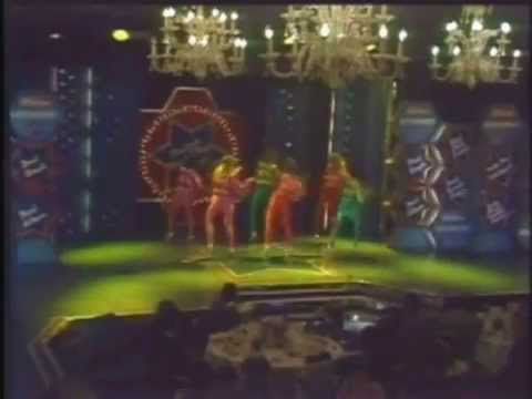 Legs & Co - Night Fever [End Credits] - The British Rock And Pop Awards 1978 TX: 11/04/1979