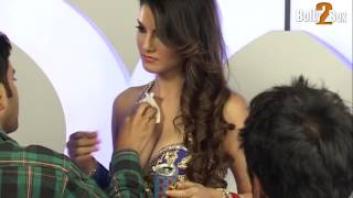 vuclip Sunny Leone's Launch Energy Drink | Bolly2Box