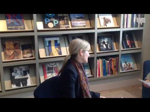 Terra Foundation for American Art - Interview Amy Zinck part I