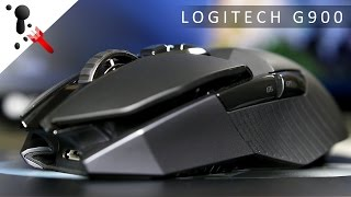 Logitech G900 Review by FPS Veteran (Wireless Gaming Mouse)