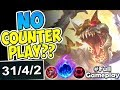 NO COUNTER PLAY?? | New Runes Cho'Gath vs Master Yi TOP | LoL - NEW RUNES SEASON 8 Full Gameplay