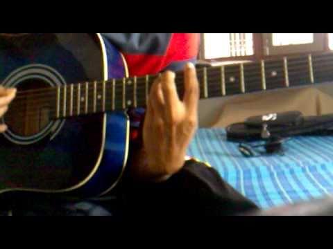 darling-neeve neeve solo on guitar