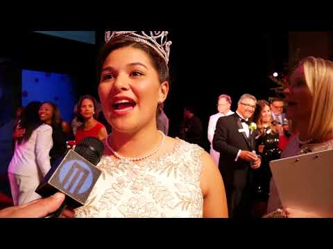 Queen Isabella Marie Marez the 100th Rose Queen of the Tournament of Roses