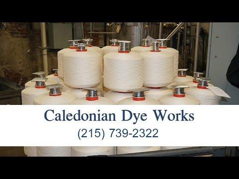 CALEDONIAN DYE WORKS