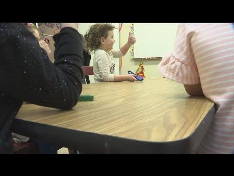 Rob Fowler visits Londonderry Christian Montessori School
