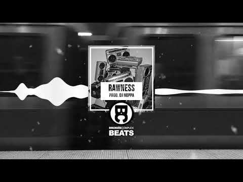"""Rawness"" Raw / Freestyle Beat Free Rap Hip Hop Instrumental (Prod. DJ Hoppa)"