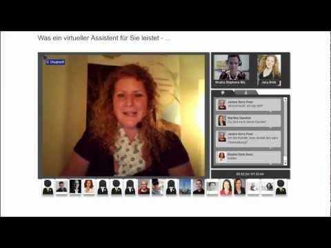 Experteninterview mit Julia Brötz zum Thema Arbeit mit persönlichen Assistenten