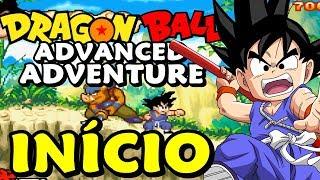 Dragon Ball Advanced Adventure (GBA) - O Início em Português