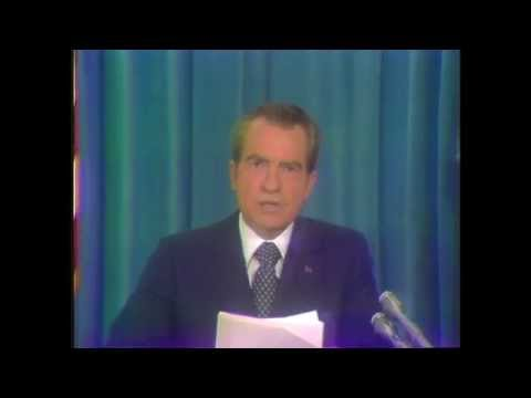 President Nixon Announces Agreement on Ending the War  in Vietnam and Restoring Peace