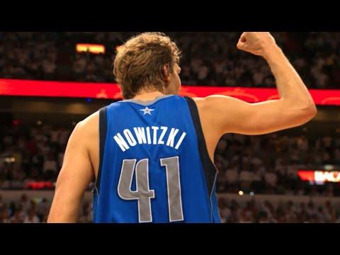 Dirk Nowitzki: Greatest Plays (Highlights)