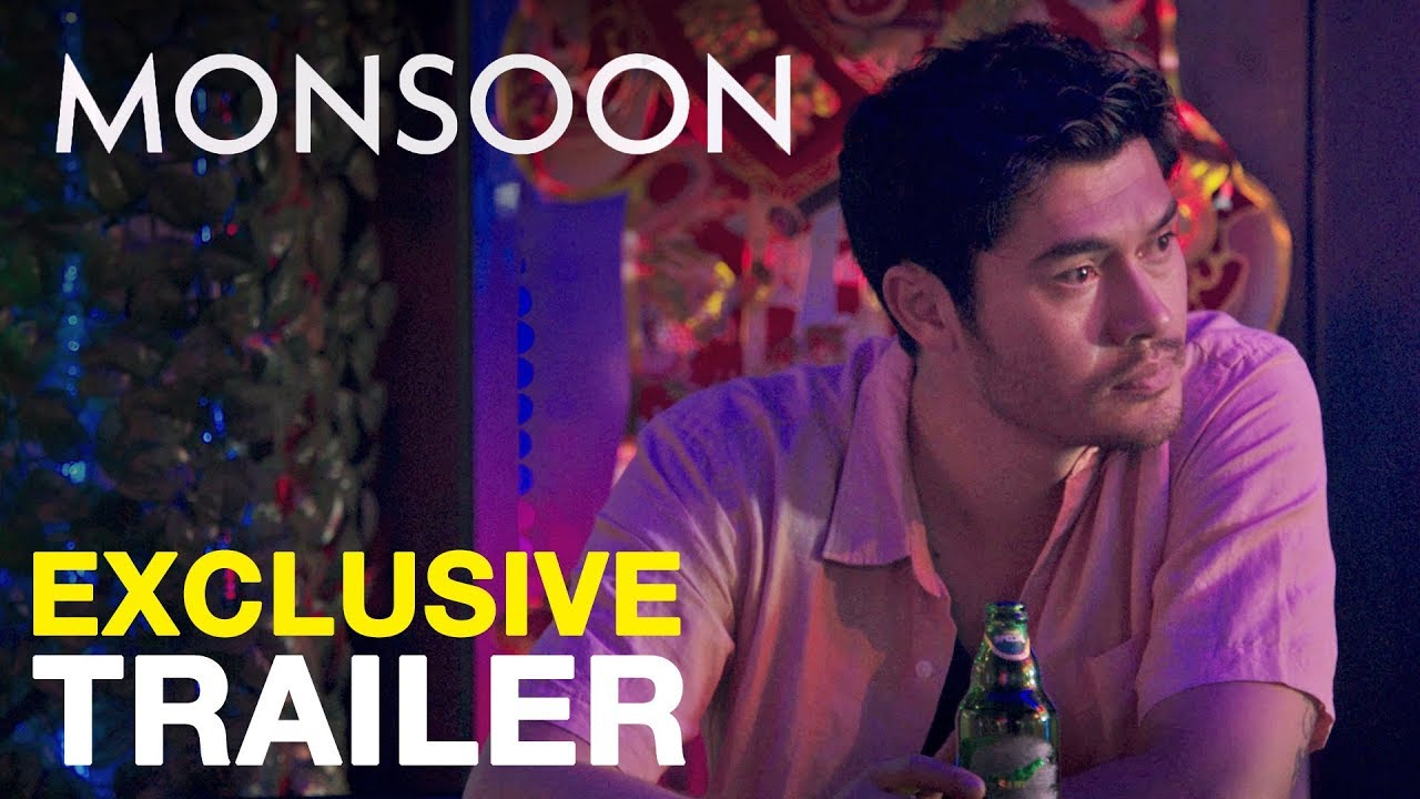 MONSOON - Exclusive World Trailer - Henry Golding - Peccadillo Pictures