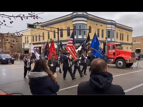 Hartford Christmas Parade 2020 Hartford Christmas Parade 2020   YouTube