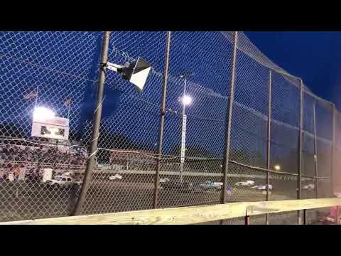 Macon Speedway 05-18-2019 Pro mod feature.