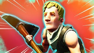 Discovered!!! PATRIOT PLAYS AGAINST BOT! -Fortnite, the
