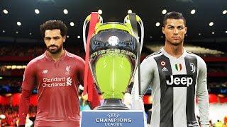 PES 2019 - Juventus vs Liverpool - Final UEFA Champions League [UCL] - Penalty Shootout