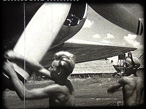 Indonesia, Kemayoran Airport In 1948