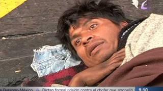 """""""Niños en condiciones de calle en el Distrito Federal"""" EfektoTV Noticias presenta:"""