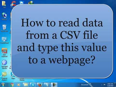 How to Data Driven Testing with Selenium IDE? (Bangla Voice)