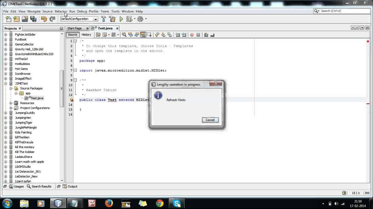 J2me How To Start Work On J2me