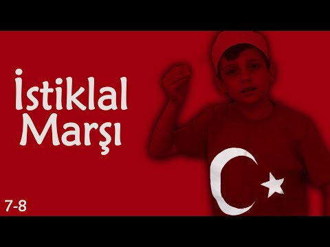 İstiklal Marşı - 7. Ve 8. Kıta