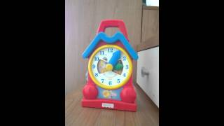 FNAF 2 carillon nella vita reale (Fisher Price Teaching clock versione 1994