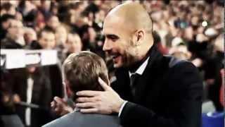 Thank you and goodbye Josep Guardiola, good luck! | Gràcies Pep