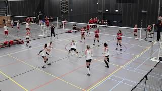 Flash Nieuwleusen DS 1 DBS Balk 3e divisie 2020
