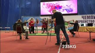 Полное выступление абсолютного чемпиона Первенства России среди юниоров Кичук Владислава