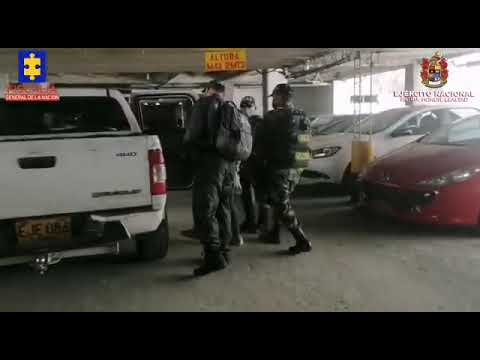 """Siete integrantes de """"los logísticos"""" quedaron tras las rejas tras ser capturados en Ibagué y Bogotá"""